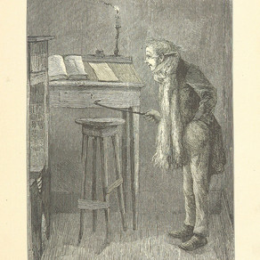 """Numerological Insights in Charles Dickens' """"A Christmas Carol"""""""