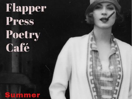 The Flapper Press Poetry Café: Ekphrastic Poetry Contest