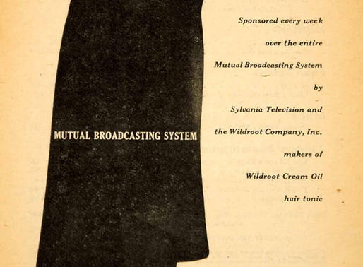 The Forgotten Radio Network: The Mutual Broadcasting System