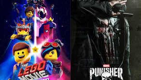 YIN/YANG REVIEWS: The Lego Movie 2: The Second Part / The Punisher Season 2