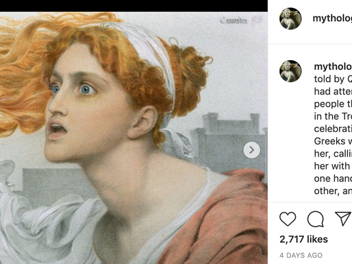 The Feed: @mythology_in_art