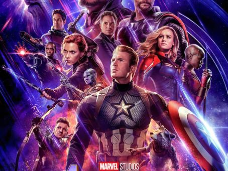 YIN/YANG REVIEWS: Avengers: Endgame
