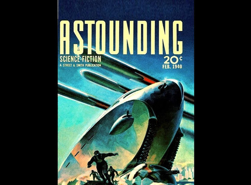 """Science Fiction, Audio Style: Blasting Off With """"X Minus One"""""""
