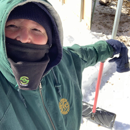 Around the Farm: The Summer I Almost Froze My Ta-Ta's Off