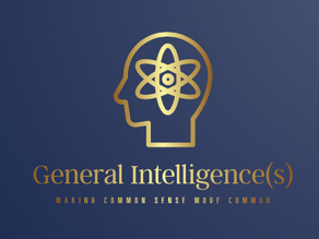 General Intelligence(s)