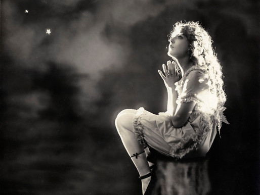 Women of the Silent Film Era: Mary Pickford
