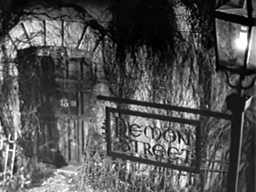 From Sweden, With Terror: The Story of 13 DEMON STREET
