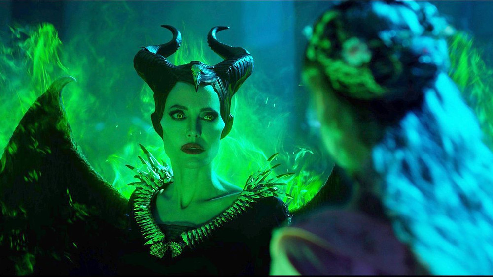 YIN/YANG REVIEWS: Maleficent: Mistress of Evil