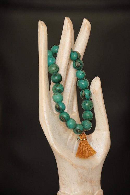 Acai Bracelet (Green)
