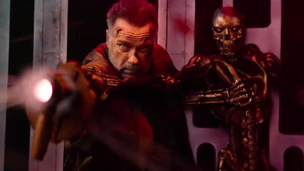 YIN/YANG REVIEWS: Terminator: Dark Fate