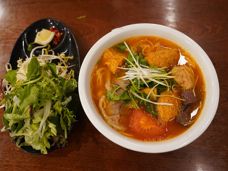 Bun Cha: A Taste of Vietnam