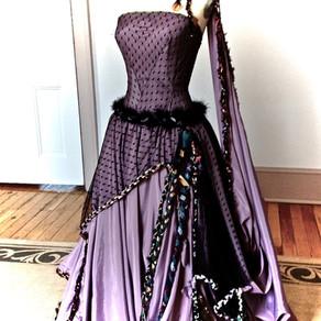 Art Gowns: Empress D'Amore—A Cheeky Fairytale
