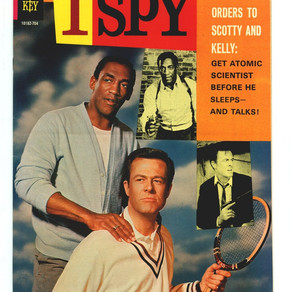 Integration, TV Style: The Story of I SPY
