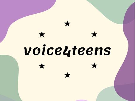 MEETING VOICE4TEENS
