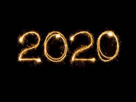 2020—Not My Greatest Challenge