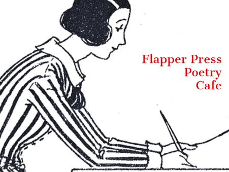 Flapper Press Poetry Café: The Poetry of Carson Kearns