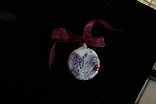 Pearlized Ornament #2