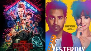YIN/YANG Reviews: Stranger Things (Season 3) / Yesterday