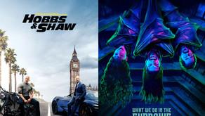 YIN/YANG REVIEWS: Hobbs & Shaw / What We Do in the Shadows (Season 1)