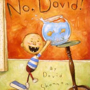 Meet David Shannon—Artist and Award-Winning Children's Book Author