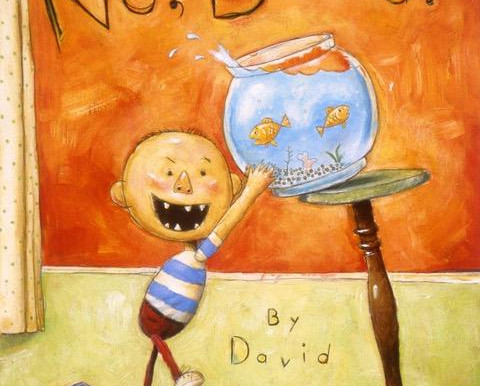 Meet David Shannon—Artist and Award-Winning Children's Book Author
