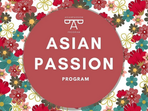 ALL ABOUT ASIANPASSION PROGRAM