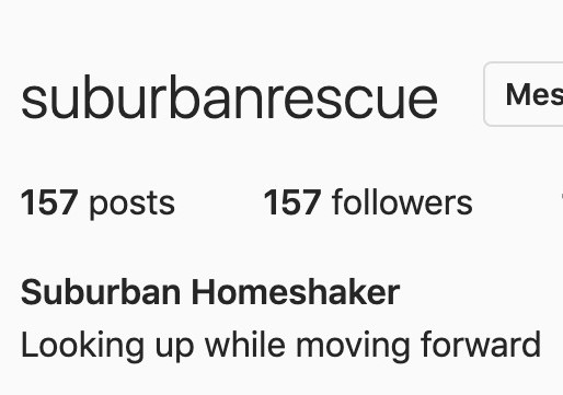 The Feed: @suburbanrescue