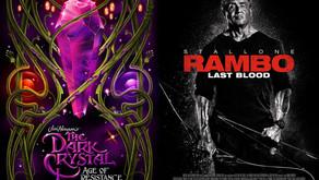 YIN/YANG REVIEWS: The Dark Crystal: Age of Resistance / Rambo: Last Blood
