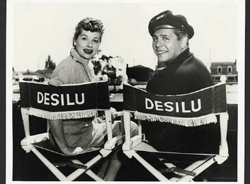 The Nod That Launched A Thousand (Star)Ships: How Lucille Ball Saved STAR TREK