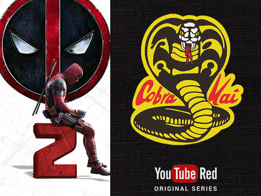 YIN/YANG REVIEWS: Dead Pool 2 / Cobra Kai (Season 1)