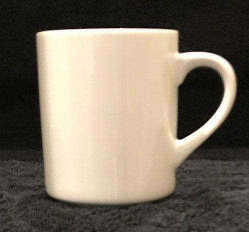 Porcelain Coffee Mug Base #2