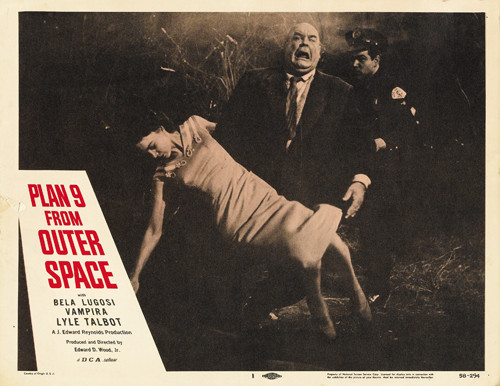 Turkeys Over Hollywood: Ed Wood and PLAN 9 FROM OUTER SPACE