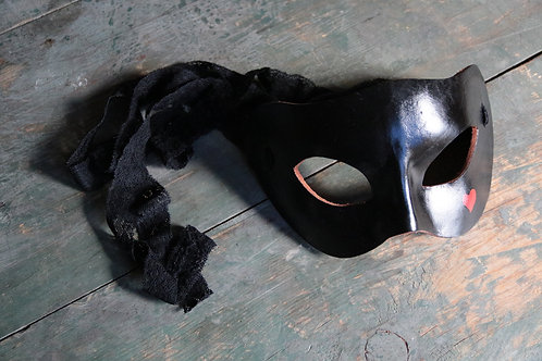 Masquerade Mask (Black)