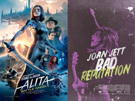 YIN/YANG REVIEWS: Alita: Battle Angel / Bad Reputation