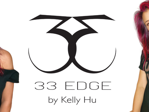 Unique Holiday Gifts: The Designs of 33 Edge by Kelly Hu