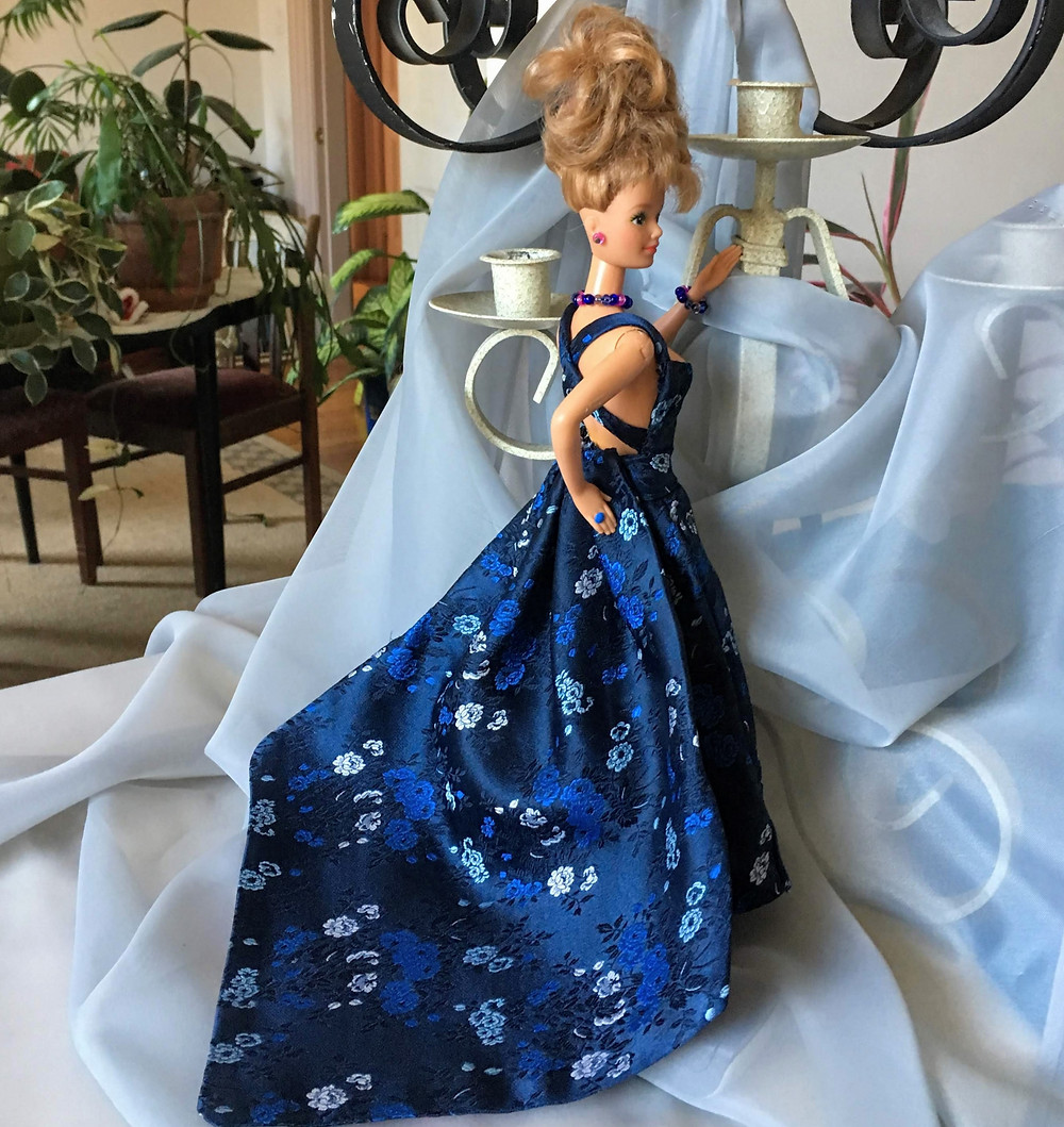 Art Gowns: Barbie at 60