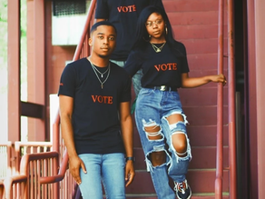 Change Starts With Us...Vote!