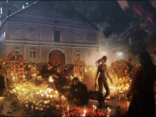 Shadow of the Tomb Raider: A Final Foray