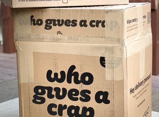 Flapper Press Green Reviews: Who Gives a Crap