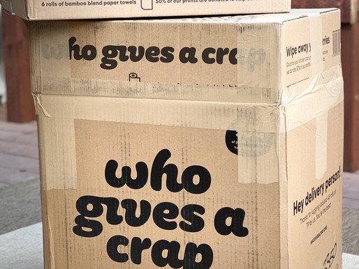 Flapper Press Green Reviews: Who Gives a Crap