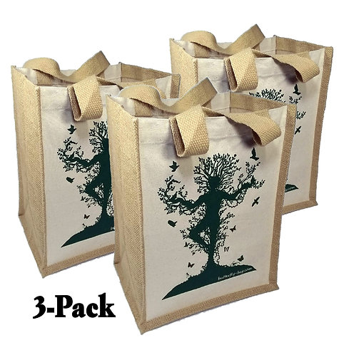 Butterfly Bags - 3 Pack