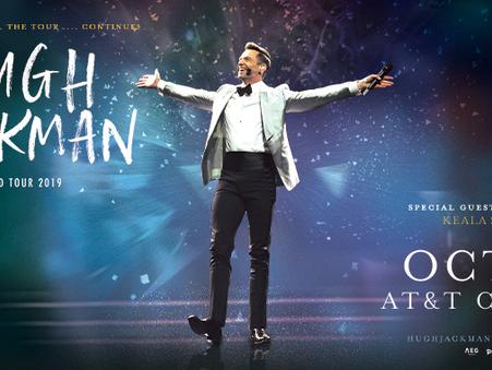 Hugh Jackman: The Man, the Music, the Show Tour
