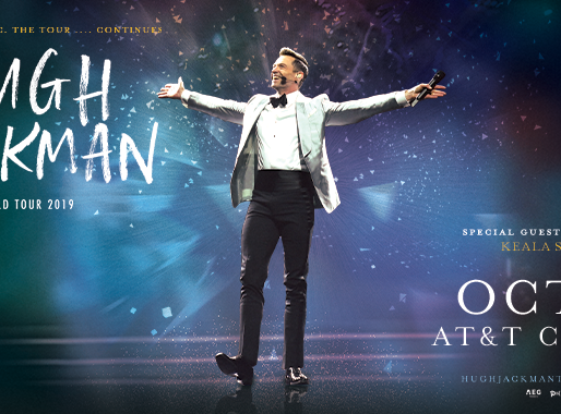 Hugh Jackman: The Man, the Music, the Show Tour