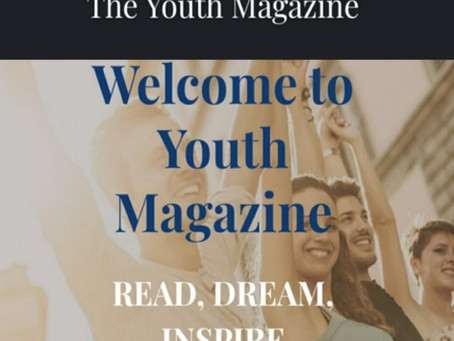 GETTING TO KNOW YOUTH MAGAZINE