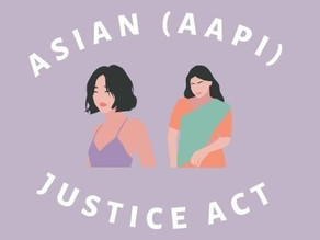 ALL ABOUT ASIAN JUSTICE ACT