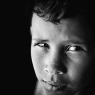 close-up-grayscale-photo-of-boy-2401747_