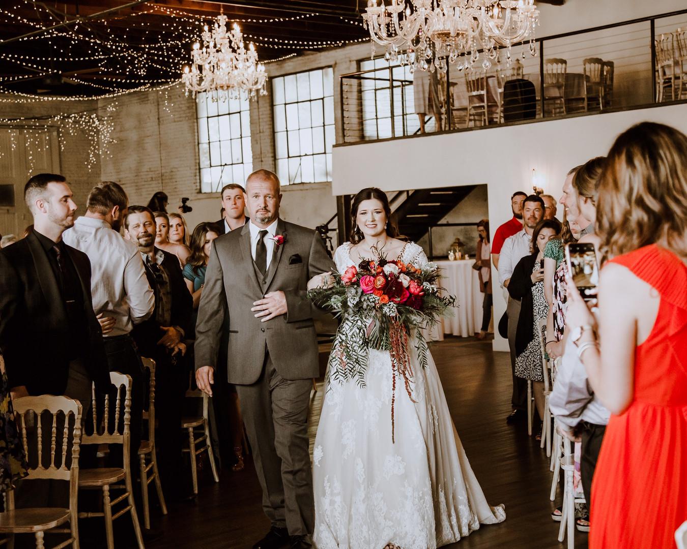 Morgan's Wedding