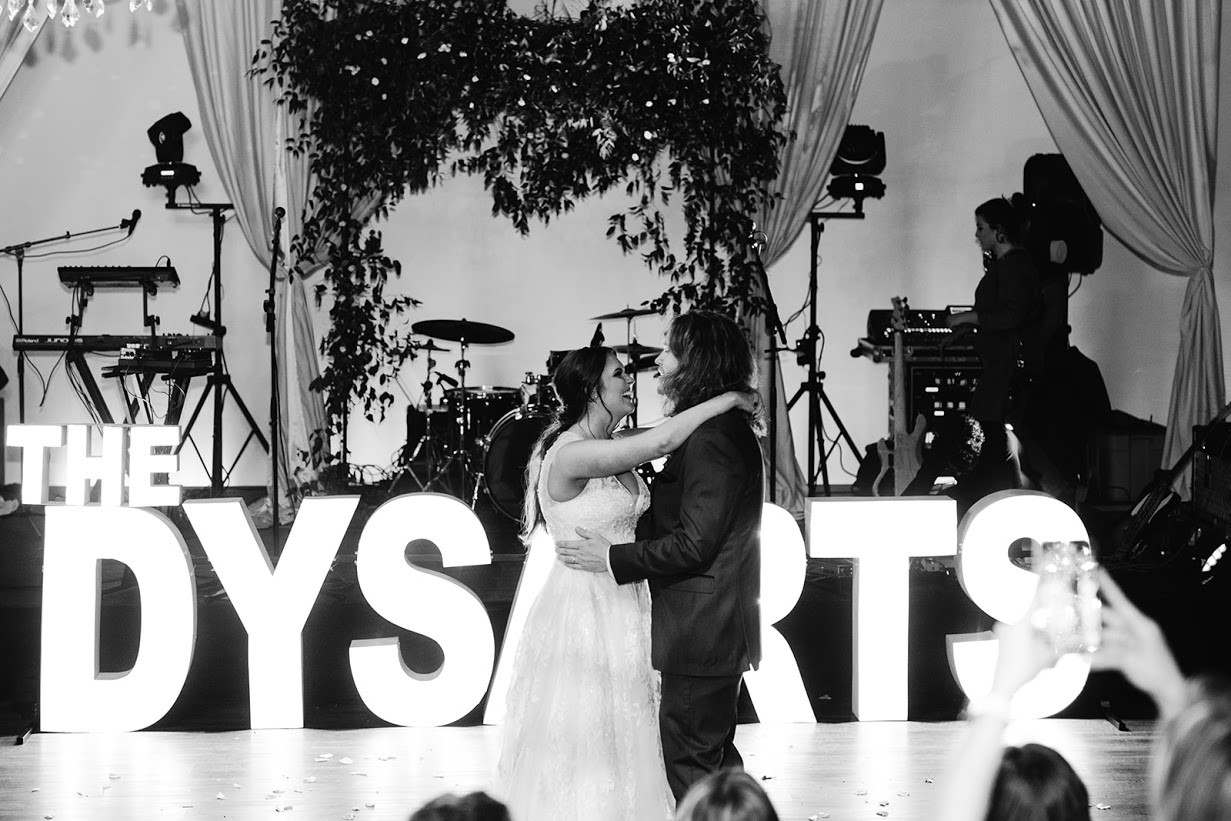 The Dysarts Wedding