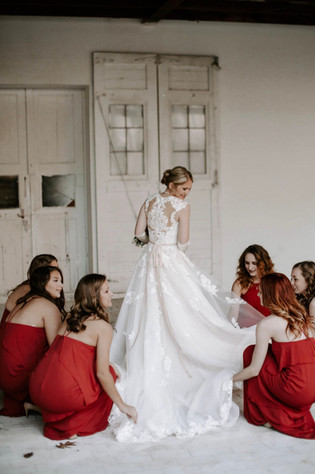 Wedding at the Brick Ballroom