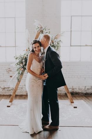 brick ballroom wedding venue